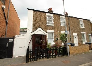 Thumbnail 2 bed end terrace house for sale in Southsea Road, Kingston Upon Thames