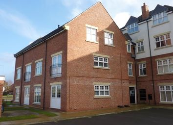 Thumbnail 1 bed flat to rent in Roebuck Close, Uttoxeter