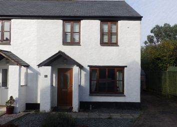 Thumbnail 2 bed semi-detached house to rent in Stable Cottages, Ridgeway, Plympton, Plymouth
