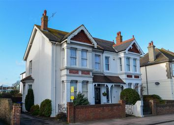 Thumbnail 3 bed semi-detached house for sale in Broadwater Road, Worthing, West Sussex