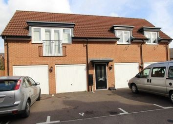 Thumbnail 2 bed flat for sale in Coleridge Way, Oakham, Rutland