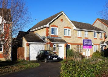 Thumbnail 3 bed end terrace house for sale in Whitby Close, Farnborough