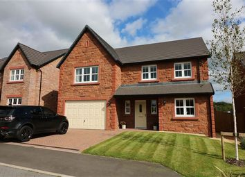 Thumbnail 5 bed detached house for sale in Croft Close, Cumwhinton, Carlisle, Cumbria