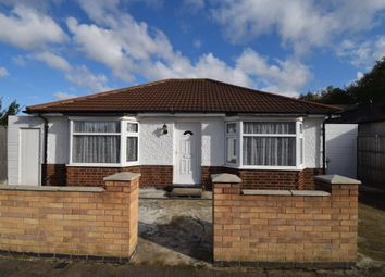 3 bed detached bungalow for sale in Kitchener Road, Evington, Leicester LE5