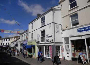 Thumbnail Commercial property for sale in 58, Church Street, Falmouth, Cornwall