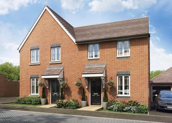 "Thumbnail 3 bedroom end terrace house for sale in ""Ashurst"" at South Road, Durham"