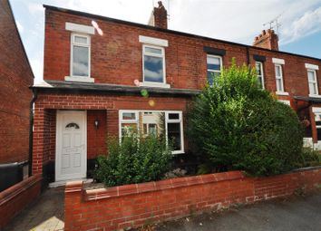 Thumbnail 2 bed end terrace house for sale in Clare Avenue, Hoole, Chester