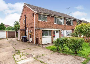Thumbnail 2 bedroom maisonette for sale in Poplars Close, Hatfield