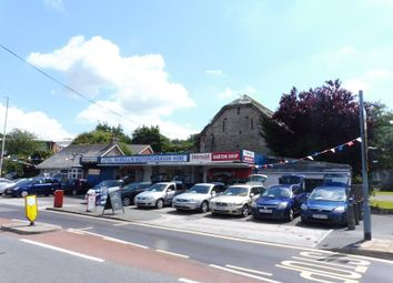 Thumbnail Commercial property for sale in Hooe Barn And Adjacent Site, Hooe Road, Plymouth, Devon