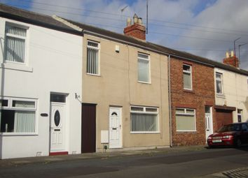 Thumbnail 2 bed terraced house to rent in Lydia Street, Willington, Crook