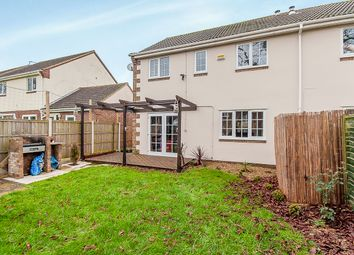 Thumbnail 4 bed semi-detached house for sale in Skeifs Row, Benwick, March