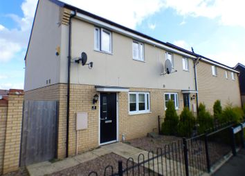 Thumbnail 3 bed end terrace house for sale in Lotus Mews, Dunstable
