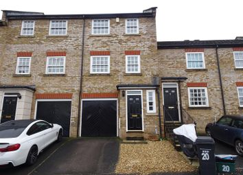 Thumbnail 4 bed terraced house to rent in Theaks Mews, Taunton