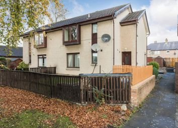 Thumbnail 1 bed flat for sale in 10 Wemyss Court, Rosyth