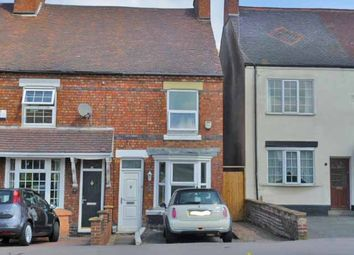 Thumbnail 3 bed end terrace house to rent in Glascote Road, Glascote, Tamworth, Staffordshire
