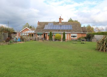 Thumbnail 3 bed detached bungalow for sale in Leigh, Worcester