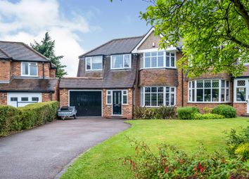 Cheltondale Road, Solihull B91. 5 bed semi-detached house