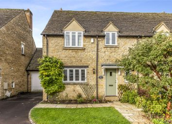 3 bed semi-detached house for sale in Hawthorn Cottages, Fosseway, Stow On The Wold, Cheltenham GL54