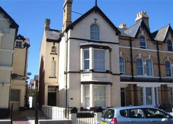 Thumbnail 2 bed flat to rent in Russell Road, Rhyl