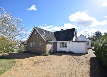 Thumbnail 5 bed detached bungalow for sale in Barnham Broom, Norwich