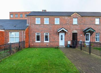 Thumbnail 3 bed terraced house for sale in Gawn Street, Sydenham, Belfast