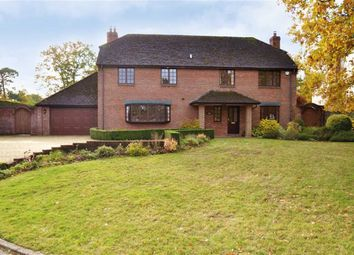 Thumbnail 5 bed detached house for sale in The Firs, Inkpen, Berkshire