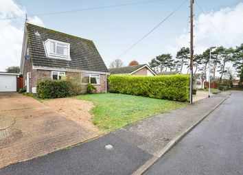 Thumbnail 3 bedroom detached house for sale in Wroxham Avenue, Swaffham