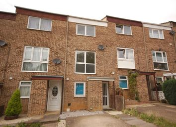 Thumbnail 4 bed terraced house to rent in Ellfield Court, Abington, Northampton