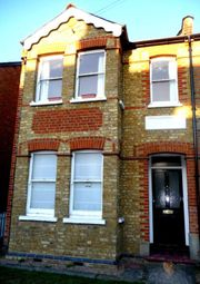 Thumbnail 1 bed flat to rent in Amity Grove, London