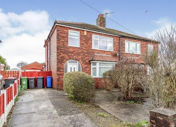 Thumbnail 3 bed semi-detached house for sale in Holmes Road, Thornton-Cleveleys, Lancashire, .
