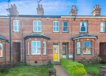 Thumbnail 4 bed terraced house to rent in Chequers Road, Basingstoke