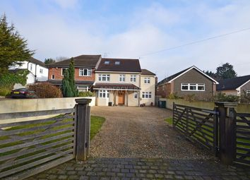 Thumbnail 4 bedroom semi-detached house for sale in Hendon Wood Lane, Arkley, Barnet