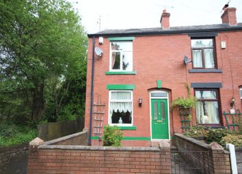 Thumbnail 2 bed end terrace house for sale in Hamer Hall Crescent, Hamer, Rochdale