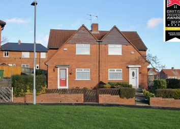 Thumbnail 2 bed semi-detached house for sale in Chelsea Gardens, Gateshead