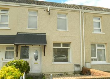 Thumbnail 3 bedroom terraced house for sale in Heol Tregoning, Morfa, Llanelli, Carmarthenshire