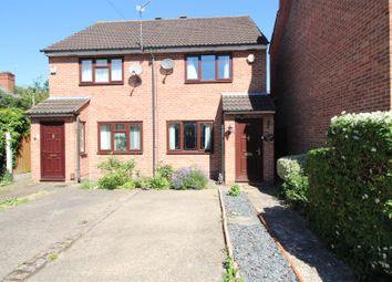 Thumbnail 2 bed semi-detached house for sale in Ednaston Road, Dunkirk, Nottingham