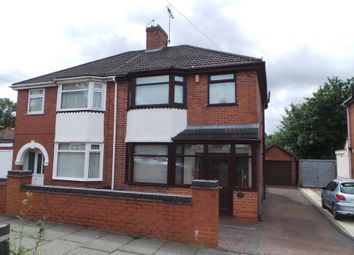 Thumbnail 3 bed semi-detached house for sale in Ashlands Road, Hartshill, Stoke-On-Trent