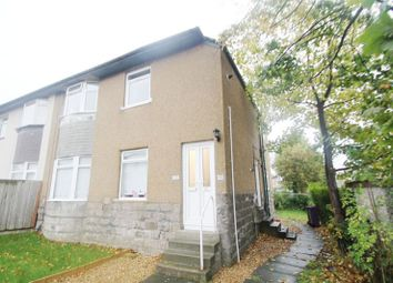 Thumbnail 3 bed flat for sale in 53, Thorncroft Drive, Glasgow G445Hn