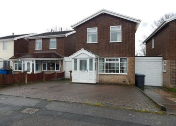Thumbnail 3 bedroom link-detached house to rent in Knight Road, Burntwood
