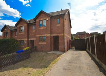 Thumbnail 2 bed town house for sale in Badger Rise, Woodhouse, Sheffield