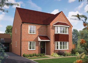"Thumbnail 5 bed detached house for sale in ""The Oxford"" at Haughton Road, Shifnal"