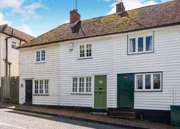 Thumbnail 1 bedroom terraced house for sale in Station Mews, Station Road, Robertsbridge