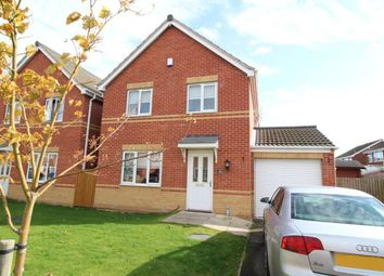 Thumbnail 4 bedroom detached house for sale in Oak Avenue, Goole