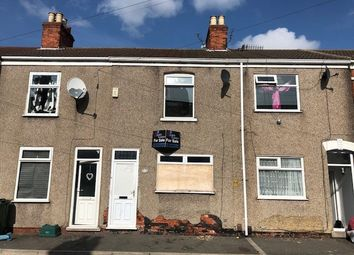 Thumbnail 3 bed terraced house for sale in 29 Castle Street, Grimsby