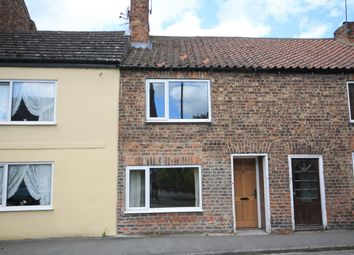 Thumbnail 2 bed cottage to rent in Front Street, Sowerby, Thirsk