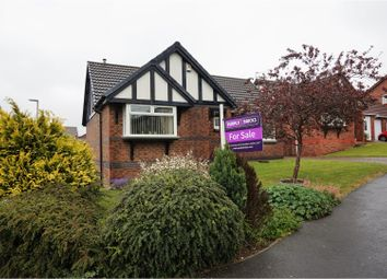 Thumbnail 2 bed detached bungalow for sale in Malvern Way, Newton Aycliffe