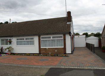Sandown Road, Benfleet SS7. 2 bed semi-detached bungalow
