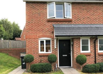 Thumbnail 2 bedroom semi-detached house for sale in Larch End, Uckfield