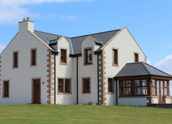 Thumbnail 4 bed detached house for sale in Newolm Cottage, Kirkcolm