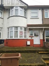Thumbnail 3 bed terraced house to rent in Waltham Way, Chingford, Waltham Forest, London